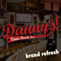 Danny's Venice<br>Brand Refresh