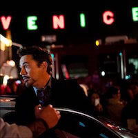 Venice Sign Holiday Lighting<br>Public Relations & Events